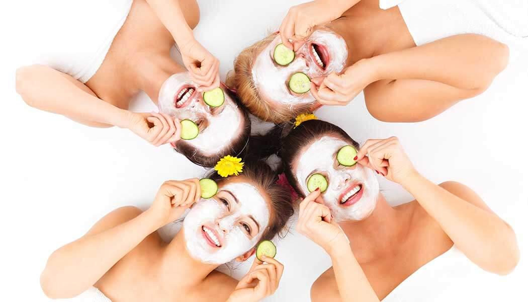 Beauty Salon Treatment