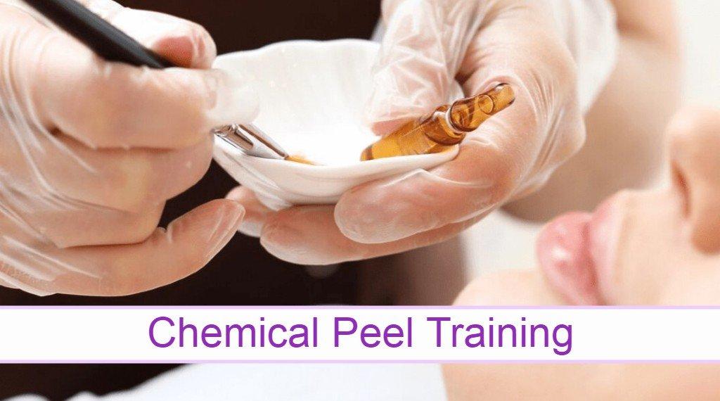 Chemical Peel training