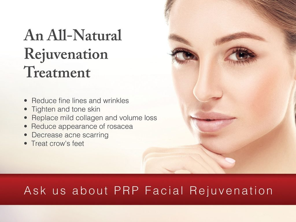 PRP Treatment Banner